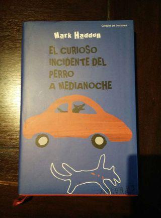 El curioso incidente del perro a medianoche, libro