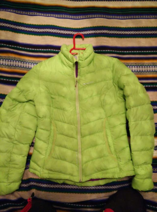 Chaqueta plumón Quechua