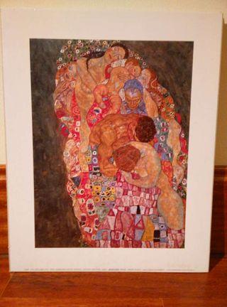 Lamina Klimt, trío