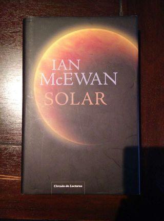 Libro, Solar, Ian McEwan