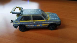 Majorette golf gti ech. 1/56 n235 made in france