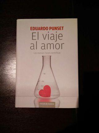 Libro El viaje al amor, Punset