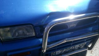 Nissan terrano 2. 2;7 turbo 7 plazas