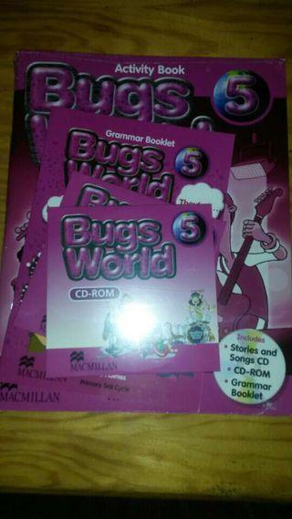 Bugs World Activity book 5