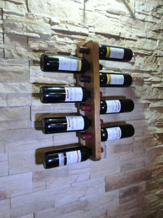 Bootellero vertical 8 botellas