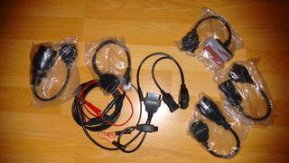 Cables obd diagnóstico