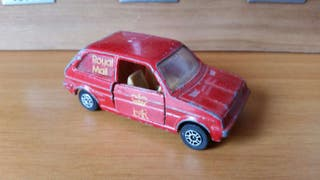 Corgi Austin mini metro made in britain