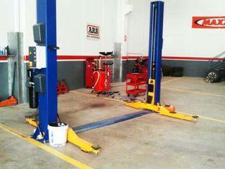 Elevador 2 columnas automatico
