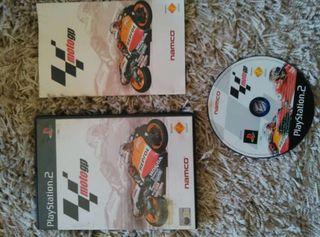 Moto GP para PS2