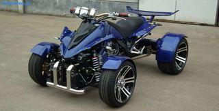 Quads 250cc. De Carretera
