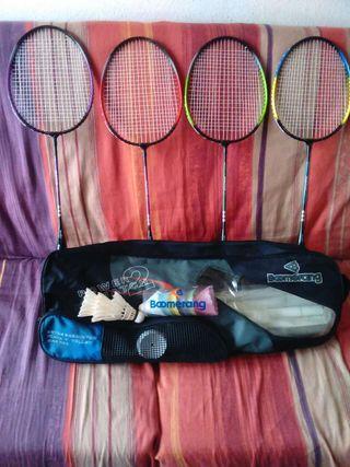 OFERTA SOLO HOY Set de badminton playa y volley