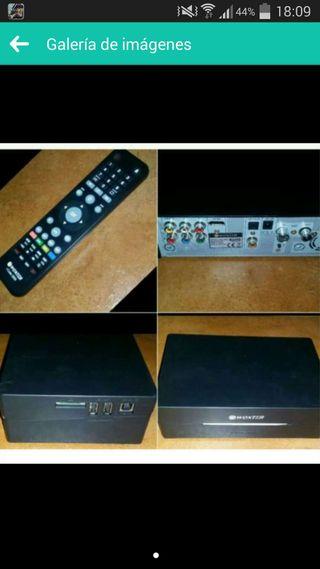 Disco multimedia Icube 2800 1 tb