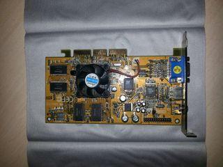 Tarjeta VGA Pc Placa antigua - 63A00008