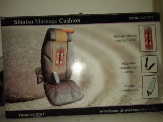 Respaldo masajeador