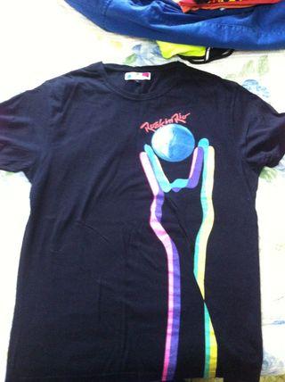 Camiseta ROCK IN RIO