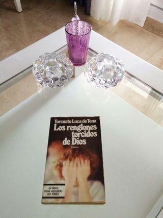 """Libro """"Los renglones torcidos de Dios"""", Torcuato Luca de Tena"""