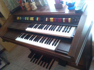 Piano Organo LOWREY Magic Genie 44