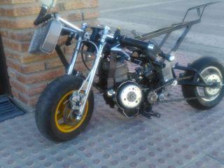 Chasis para motor senda...