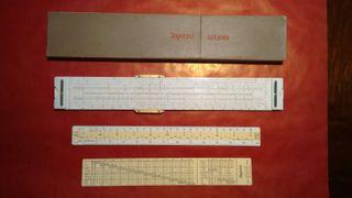 Regla de cálculo Aristo Studio 0968