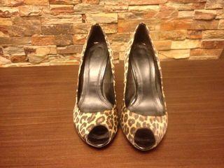 Zapatos Peeptoes Zara