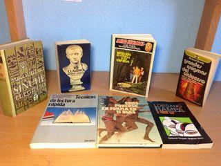 Lote 7 Geniales Libros