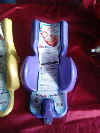 Asientos de bañera para bebe