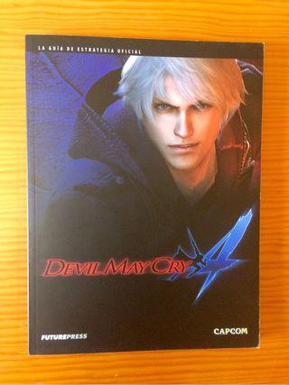 Guía Devil May Cry 4