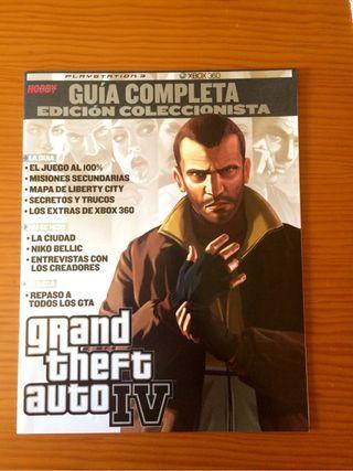 Mini guía GTA IV