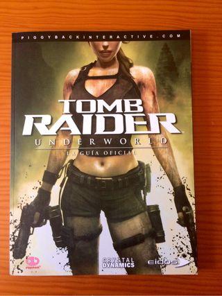 Guía Tomb Raider: Underworld