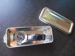 Reloj Jeep