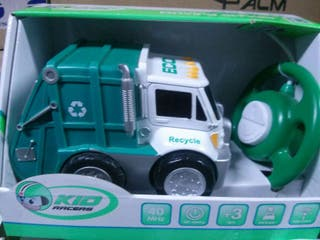 Camion basura r/c