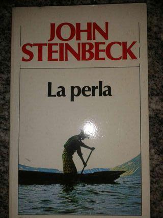 """Libro: """" LA PERLA (18ª ED.)"""".1992."""