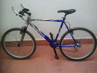 Bicicleta montaña conor seminueva