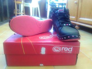 Zapatillas bota Ecko Red
