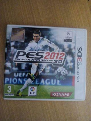 Pro Evolution Soccer 2012 (3DS)