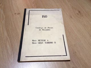 Catalogo ISO Meteor Y Gran Turismo