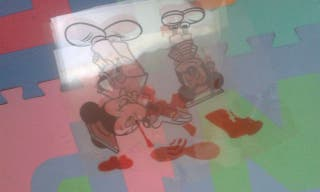 Fotolitos originales Disney