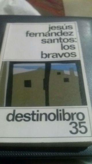 Libro LOS BRAVOS.