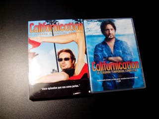 DVD Californication