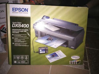 multifuncion epson DX8400