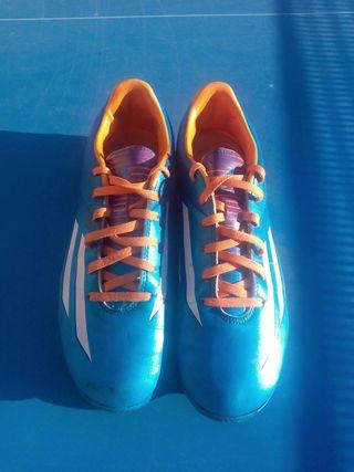 Botas de fútbol talla 40 ²/³