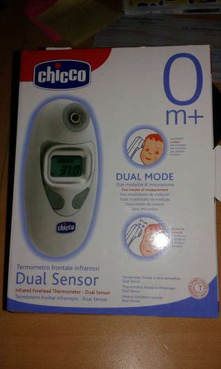 Termometro Chicco Dual Sensor