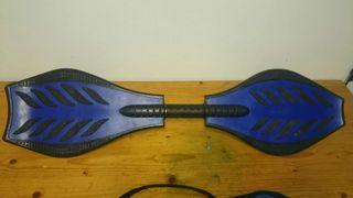 Monopatín waveboard