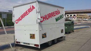 CHURRERIA!!
