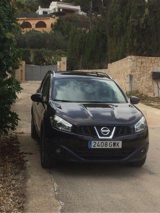 Nissan Qashqai + 2 Tekna Dport