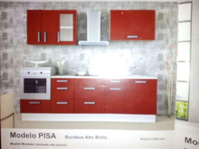 Venta de muebles cocina de segunda mano por 668 € en Alcorcón en ...