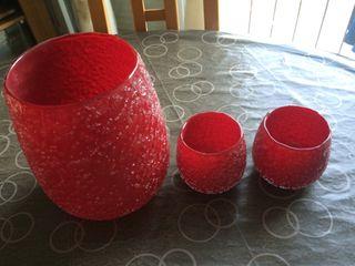 Trio de Vase