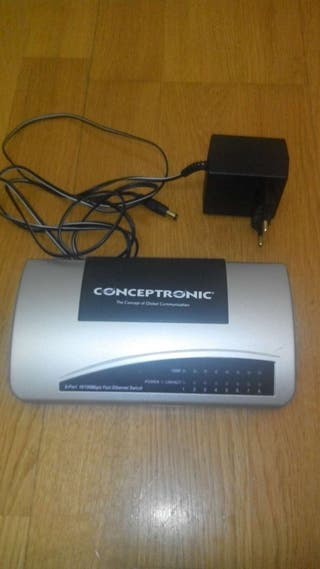 SWITCH CONCEPTRONIC