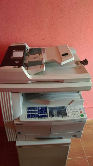 Impresora olivetti d-copia 1600....