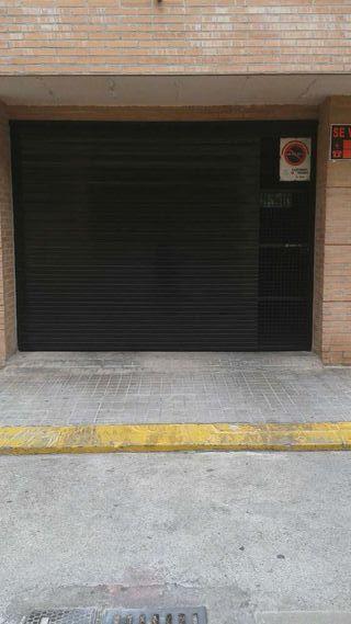 plaza de garaje en manises